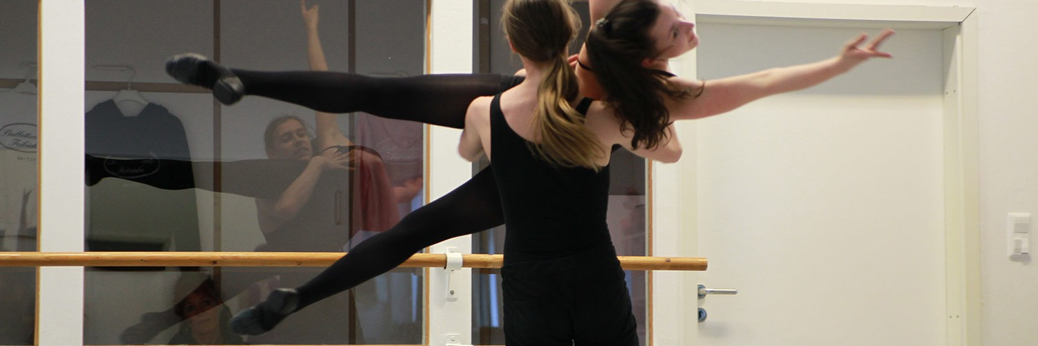 contemporary ballettschule